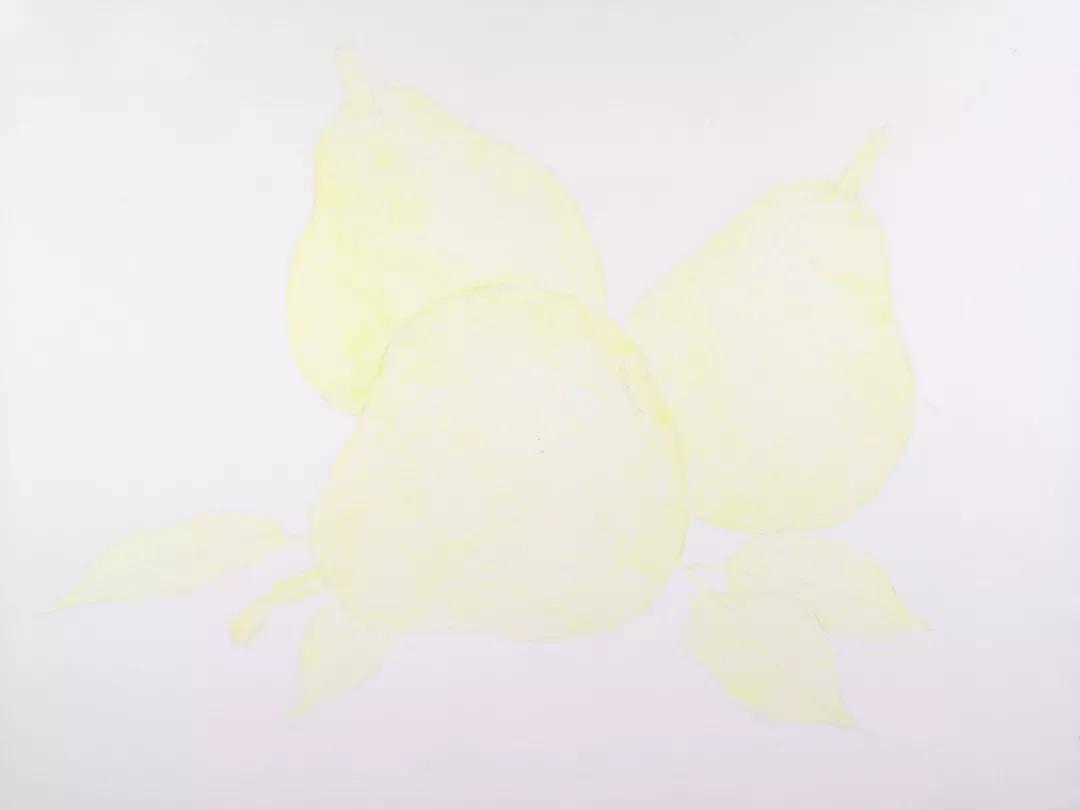 水溶性彩铅画星空教程