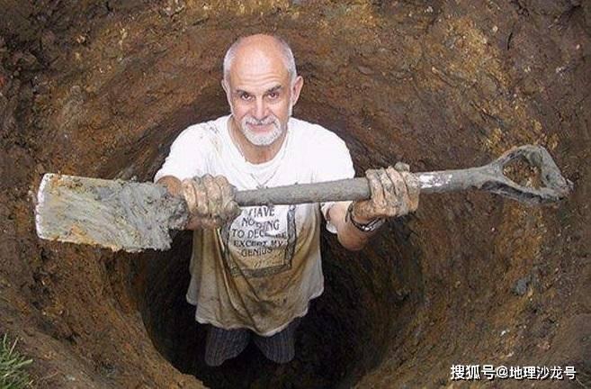 """如果人类竖直向下""""挖""""地球,将会到达什么位置?"""