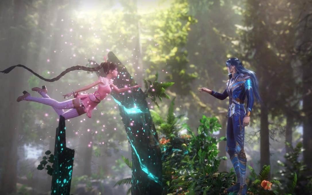 斗罗大陆:看到唐三对小舞的称呼,就知道胡列娜她们彻底没戏了