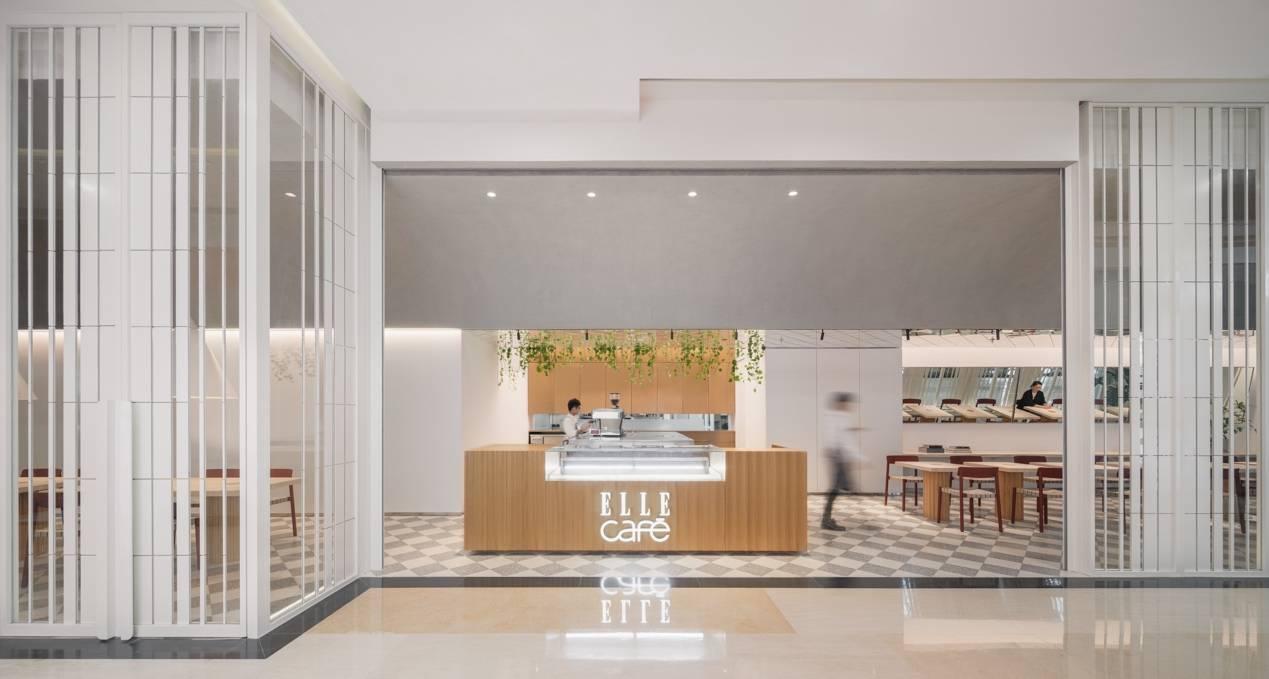 ELLECaféBeijing|美味与美学兼具的空间