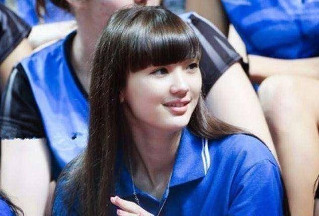 亚洲排球第一女神,到日本发展,今清纯已不再外貌发生不小的变化