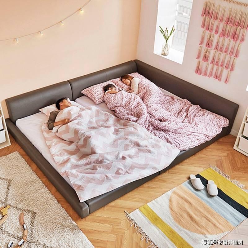 二胎家庭都在用这种床