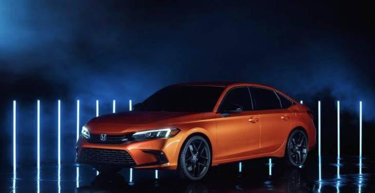 全新一代国产本田思域有望明年中旬发布 将提供混动车型