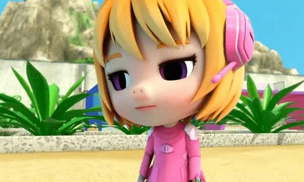 猪猪侠女主画风变化大:动漫作品画风和质量进步 女主菲菲猪妹变萌妹