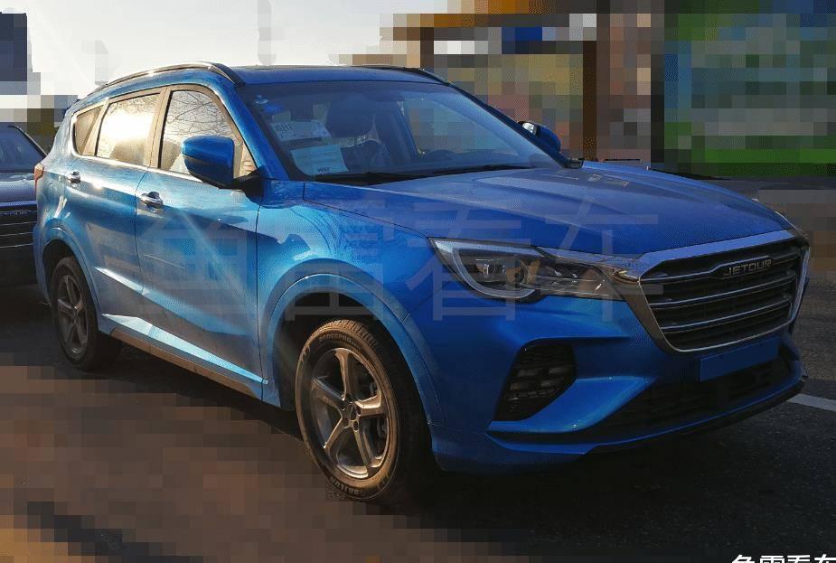 原创新起点?奇瑞捷途新G系列首次亮相,五座SUV有望命名为G50