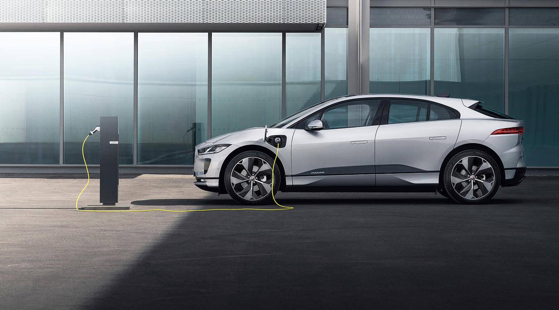 比较好的纯电动车?新的捷豹I-PACE将很快推出