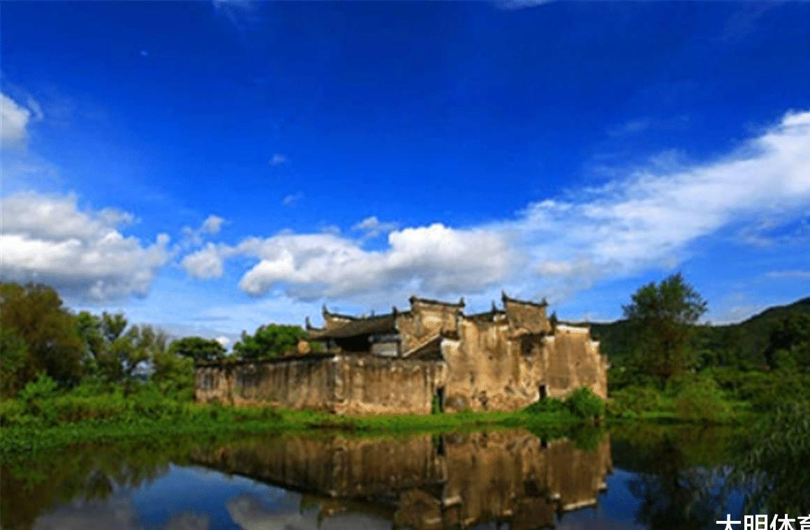 中国龙脉风水宝地图片