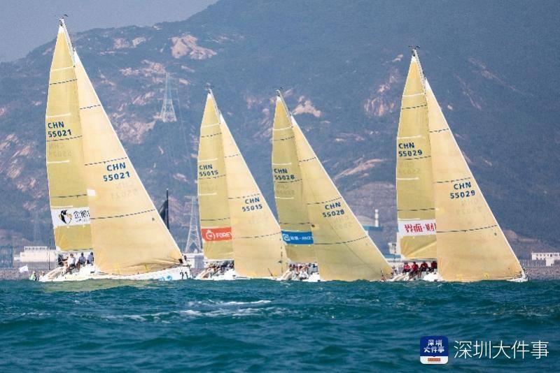 倡导滨海生活方式,中国杯青少年帆船赛将在深圳湾上演