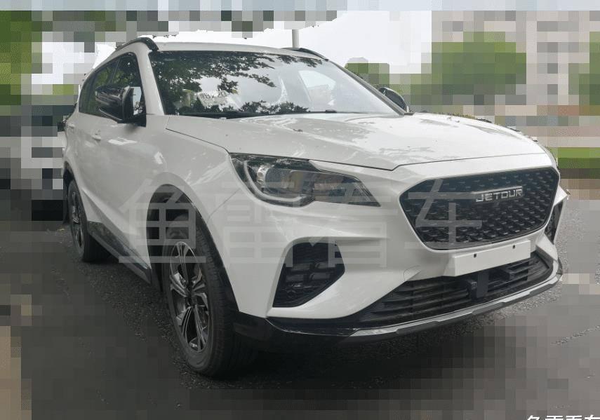 原创来的突然,奇瑞捷途X70S新车型出现不加掩饰,准备复制Coupe版本?