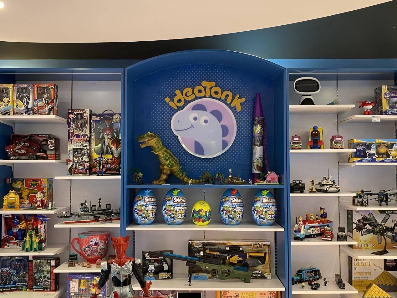 小孩玩具品牌排行_儿童益智玩具品牌百思童年完成7100万A轮融资