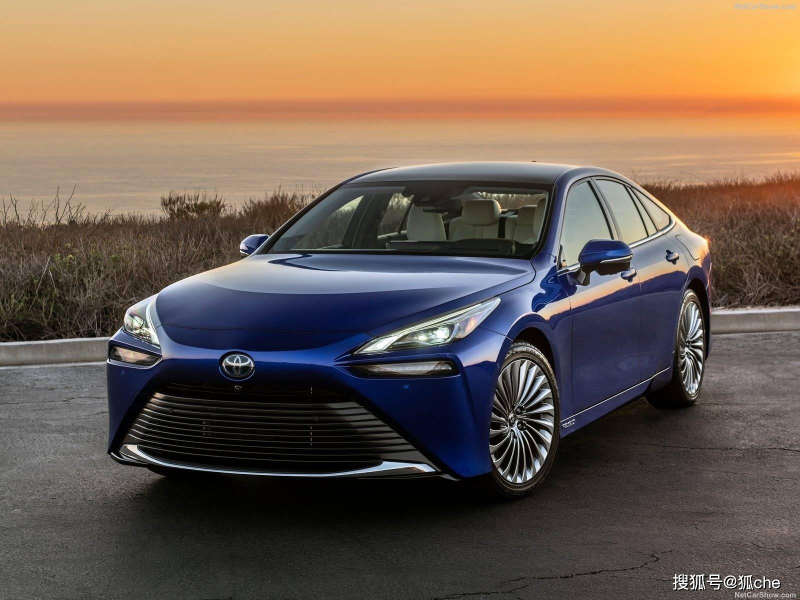 原【狐狸车】不要只关心电力,丰田新一代Mirai未来组合氢燃料电池上市了!