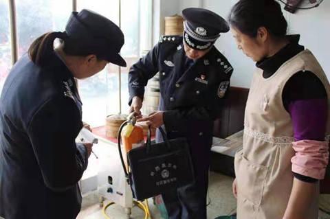 灌南县桥西派出所:夯实基层基础 警务提质增效