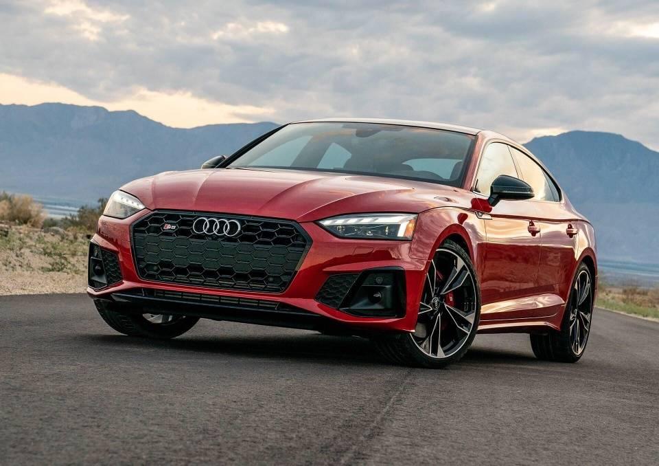 原厂高值回滑设计,四驱加V6动力,奥迪S5上市