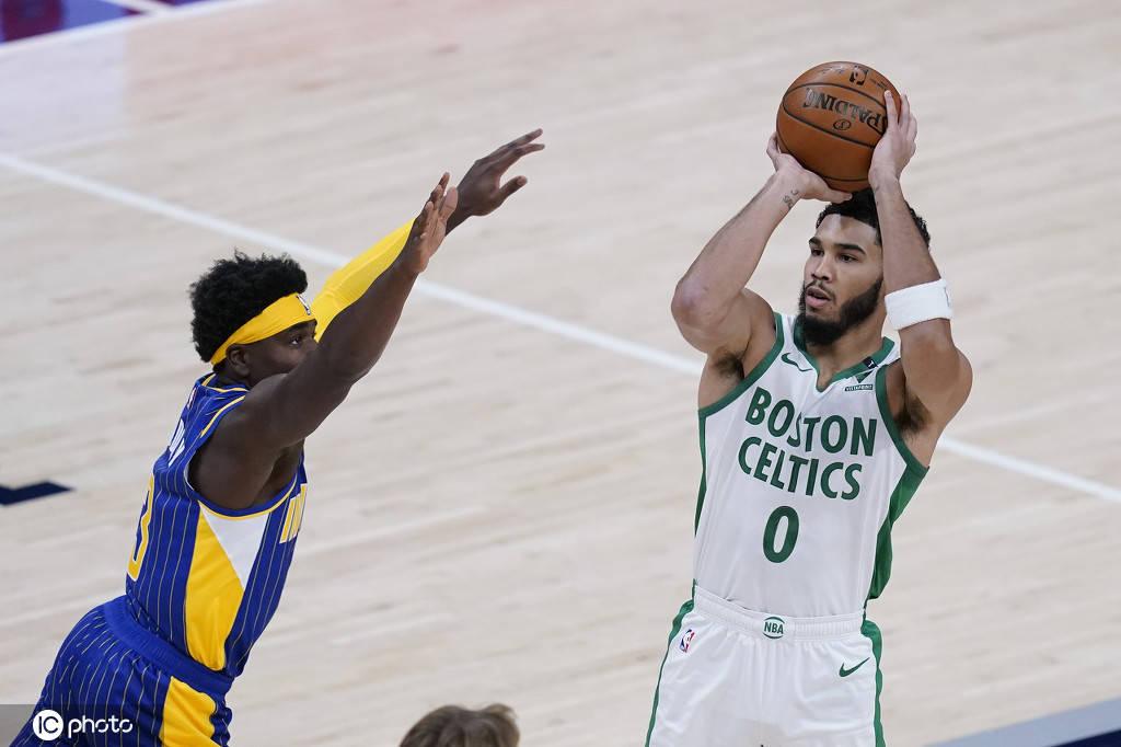 NBA常规赛持续激战,其间印第安纳步行者以108-107反转波士顿凯尔特人,迎来了3连胜