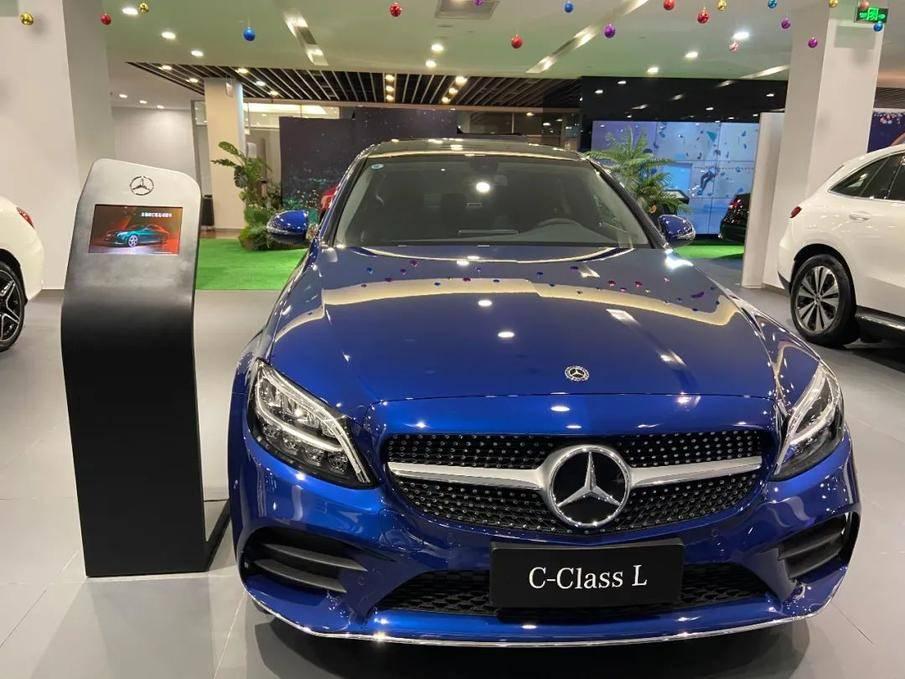 原市场检验|奔驰c级更换指日可待,目前的车型适合起步吗