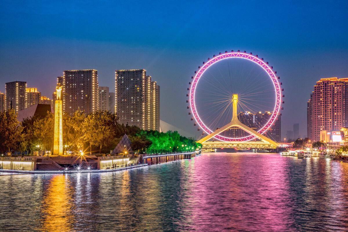 天津经济总量第几_天津经济开发区图片