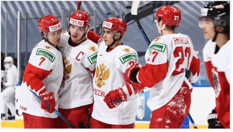 原冰球世界青年锦标赛:加拿大以10个进球击败美国,锁定前8名席位