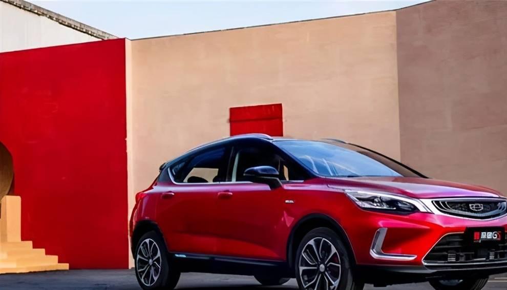 吉利新车型帝豪GS动力变化升级