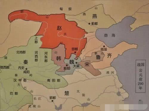战国时期最弱的国家,为何能独挡二十年大秦帝国的进攻?