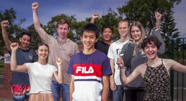 2020年澳大利亚维州中学VCE成绩排名,华裔状元继续霸榜