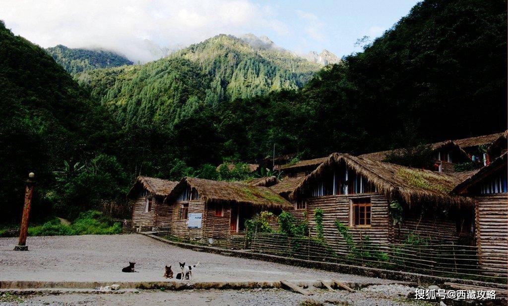你从太古走来,带着神秘和静谧——普卡旺村