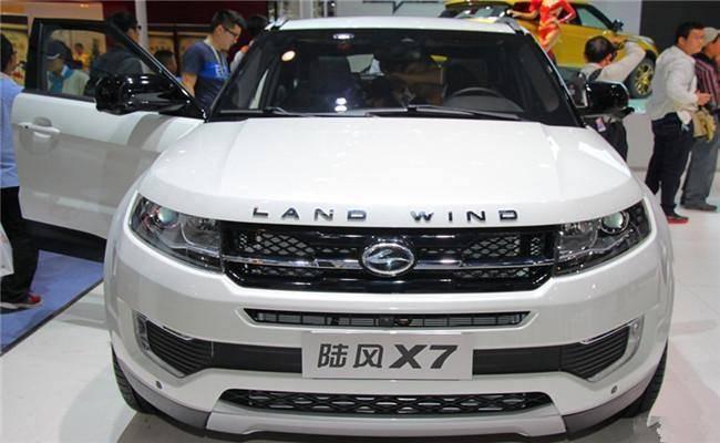 原厂Landwind X7要倒闭了吗?价格从180,000降到120,000,哈弗·H6非常生气,他想跳楼