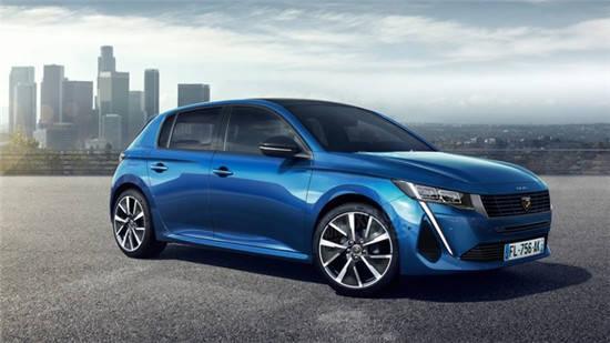 全新标致308原厂效果图曝光,新车有望在今年下半年亮相