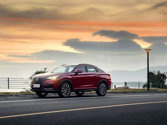 国产轿跑SUV属它最具代表性,长安CS85 COUPE上新_新车