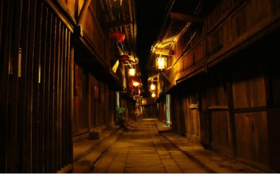 """李庄:万盏灯火点亮千年古镇,唤醒小镇""""夜活力"""""""