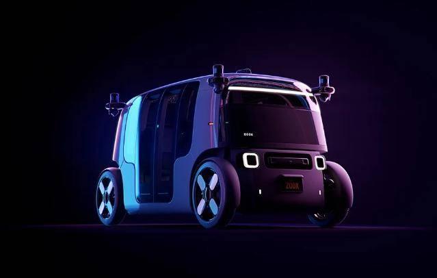 原来的无人驾驶出租车来了,小巧灵活。以后还能推广吗