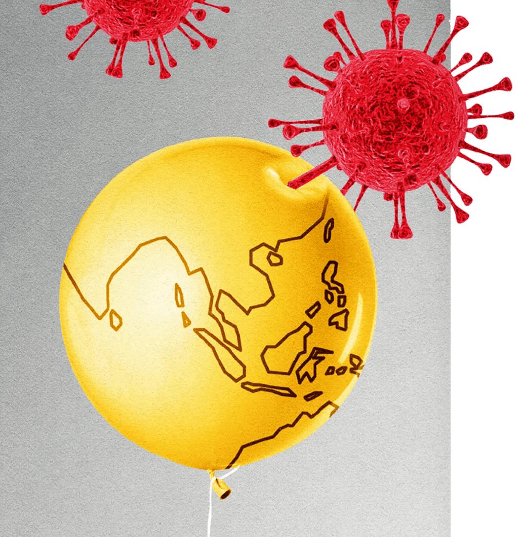 新冠疫情杀死了亚洲增长奇迹吗?