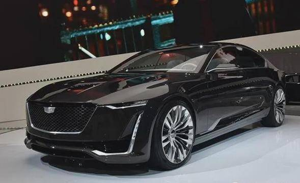 原来的凯迪拉克新车霸气,不输奔驰S级。V8发动机搭载10AT,价格是最大的优势