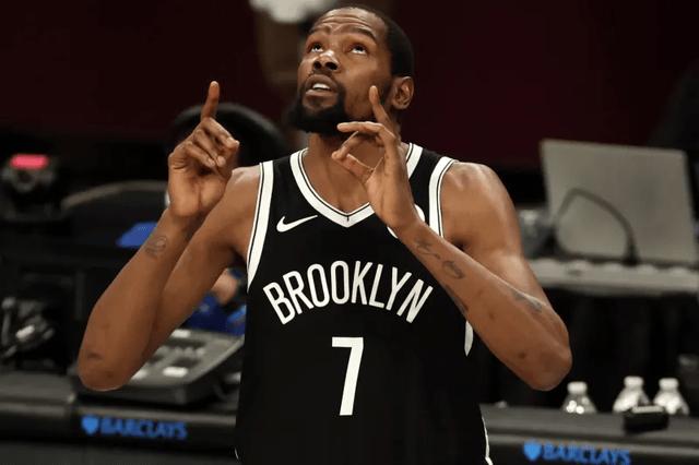 原创             NBA前两周MVP:大帝最好杜兰特王者归来,有詹皇约基奇库里