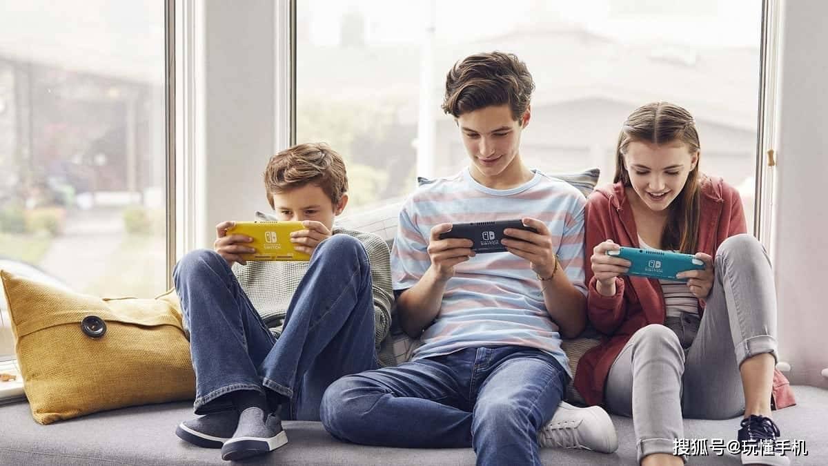 任天堂Switch预计2021年销量将会超过PS5和Xbox Series X