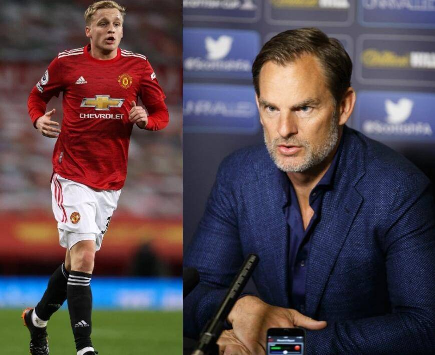 荷兰主帅:范德贝克应离开曼联 为欧洲杯寻出