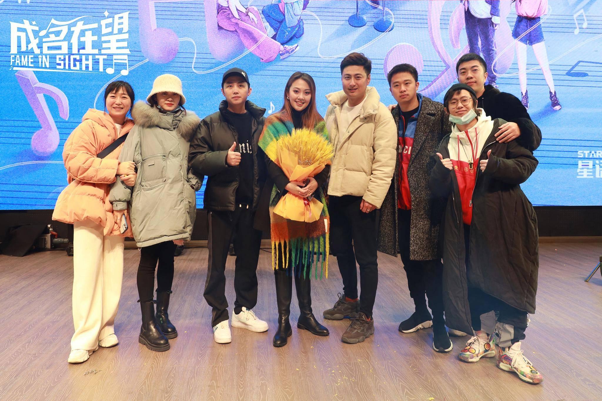 国内首部青春歌舞网剧《成名在望》顺利杀青  上演满满青春气息的追梦故事