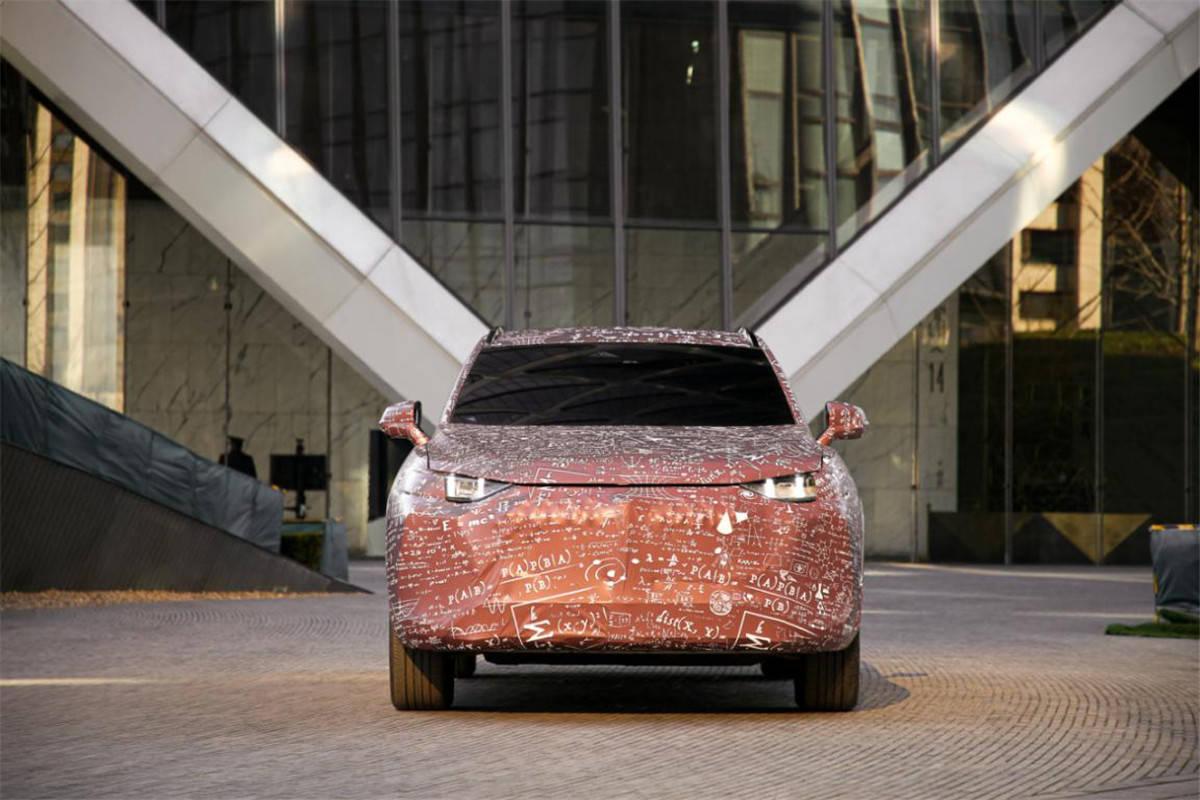 全车冗余L3自动驾驶,全系搭载DHT混动,WEY全新SUV于1月20日首发