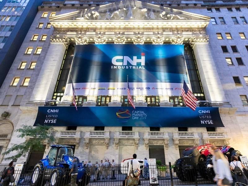 一汽集团与CNH Industrial重启谈判 欲收购依维柯所有商用车业务