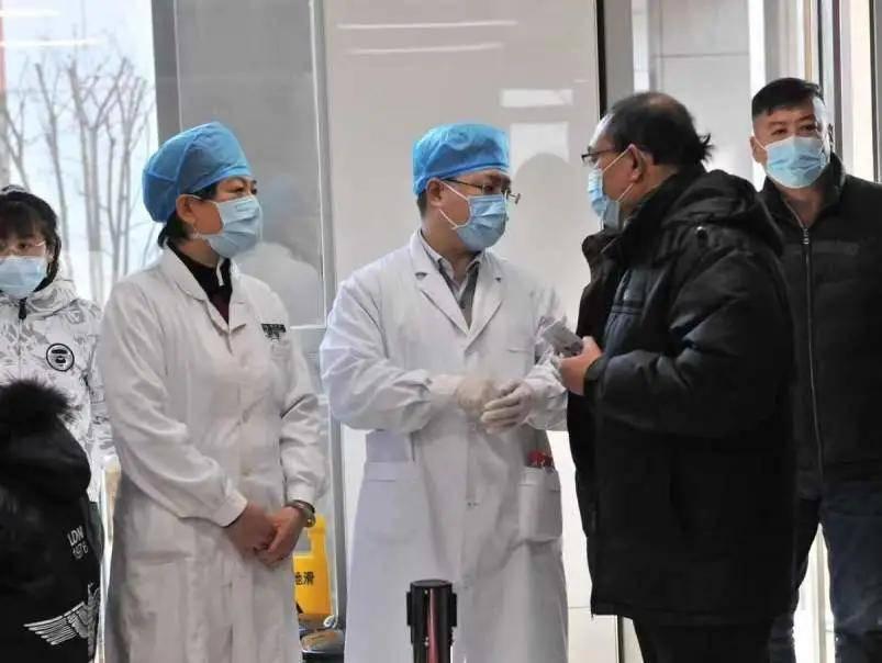 新征程,广医人再出发——元旦首日我院执行新冠肺炎疫苗接种任务  第11张