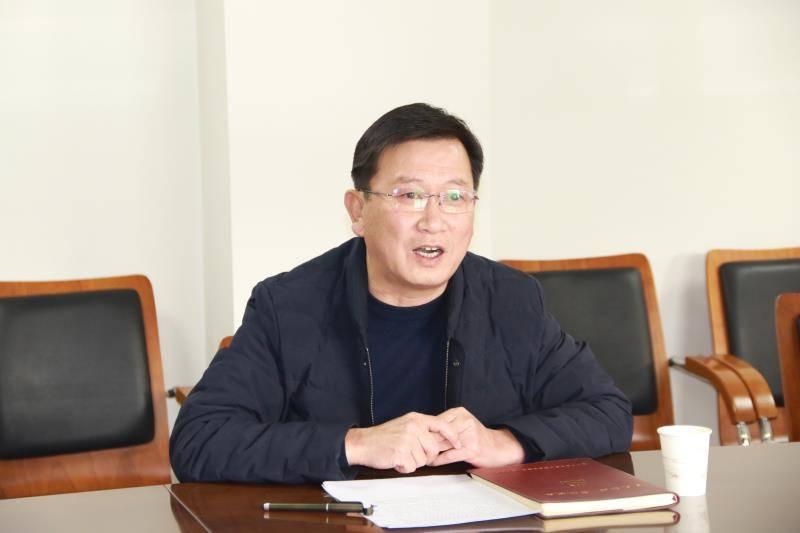 濮阳市第八中学迎来南乐县考察团  第3张