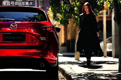 长安马自达CX5图片发布,色彩出众,气质优雅