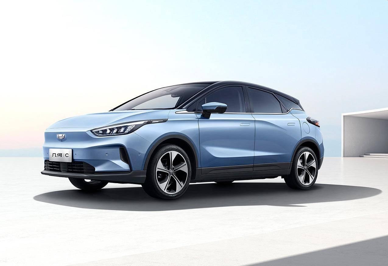 """连续四年夺""""销冠"""",吉利汽车2020全年销量超132万辆_车型"""