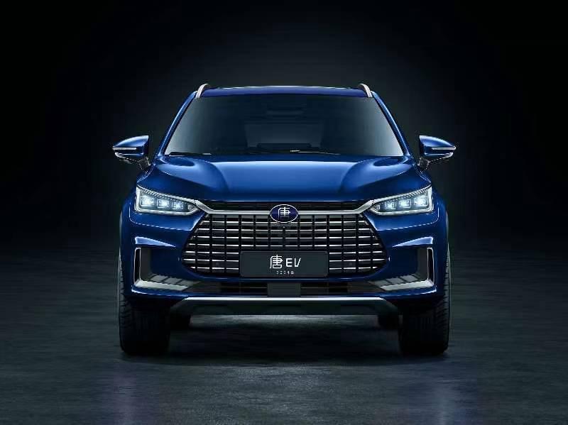 补贴后新唐EV新车型可预订28.35万辆