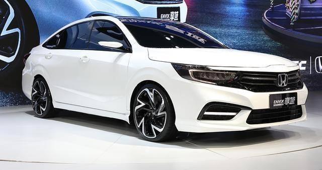 原厂本田新车比思域大一圈,长4米,售价才10万