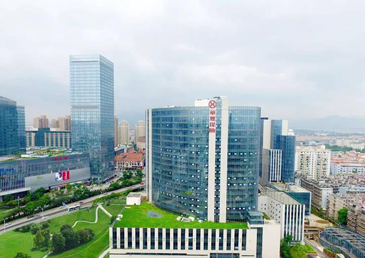 华夏保险云南分公司:云南十年融合共生