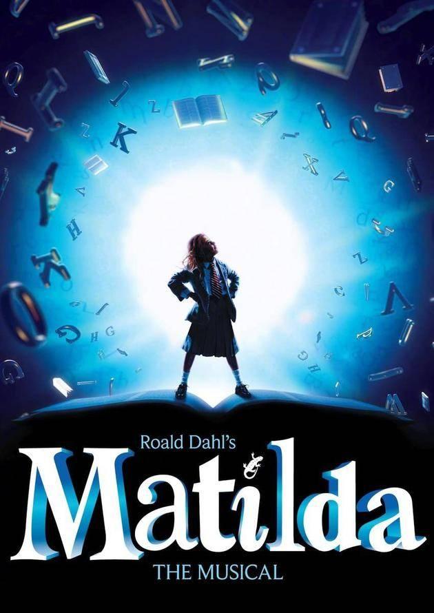 《玛蒂尔达》将拍电影 Netflix制作
