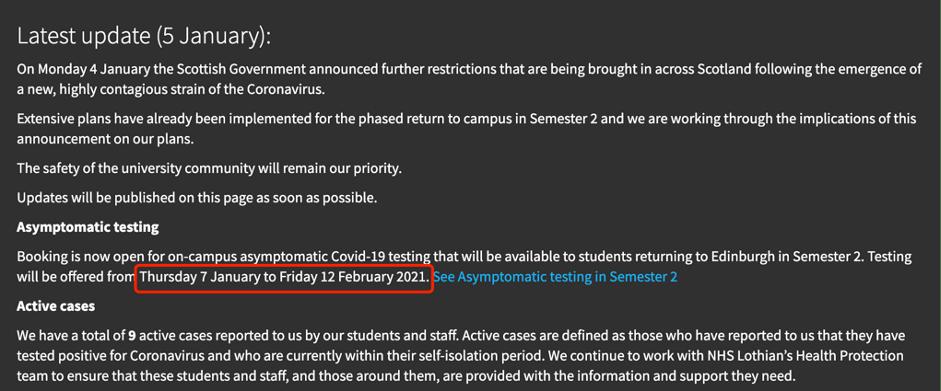 """英国再次封锁,夏季大考将不会""""照常举行"""",大学第二学期开学日期再次推迟!"""