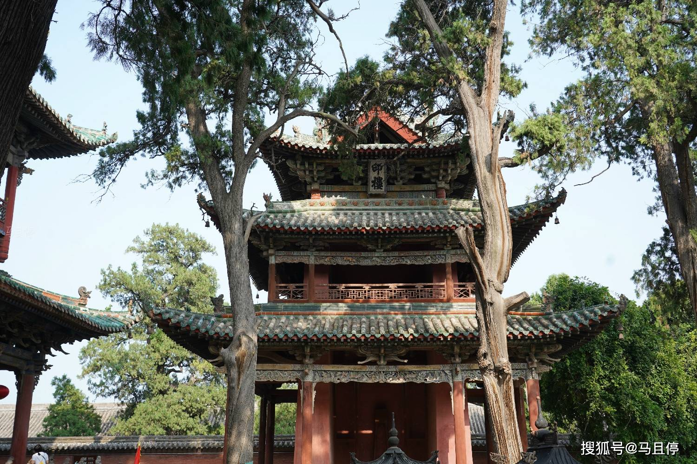 山西必去的寺庙,连康熙乾隆都在这里题过字,春节值得去祈福  第11张