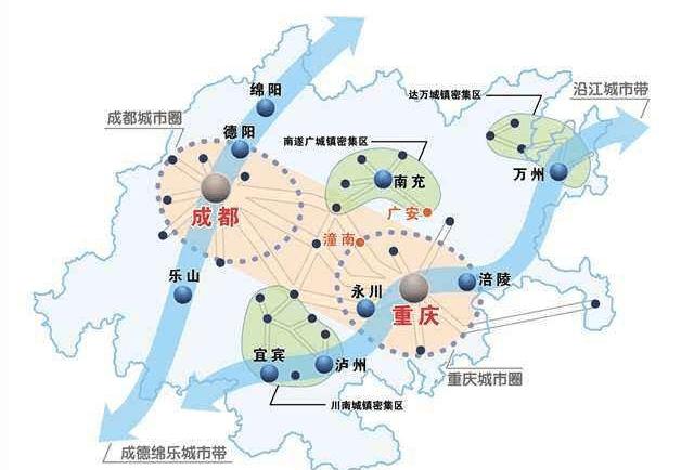 在西部地区,如果定居,选择重庆还是成都?