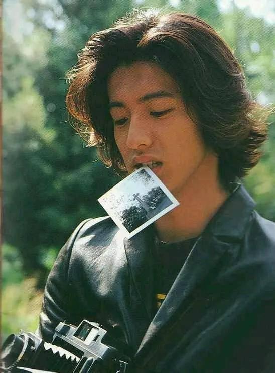 17岁木村光希:爸爸是木村拓哉,和易烊千玺拍过大片,和吴亦凡拍过MV  第19张